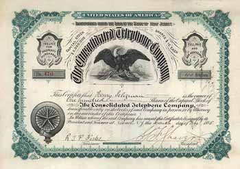 Consolidated Telephone Co.