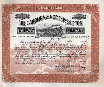 Carolina & Northwestern Railway