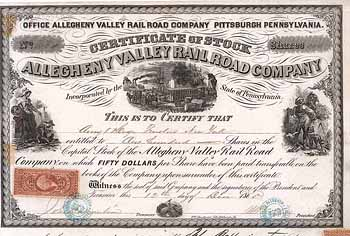 Allegheny Valley Railroad