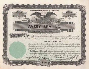 Avery Spa Inc.