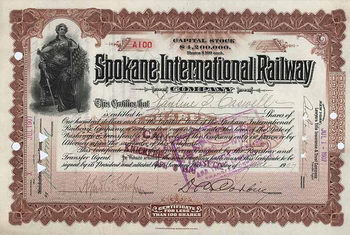 Spokane International Railway