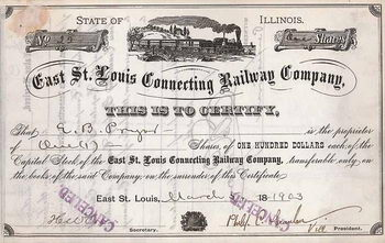 East St. Louis Connecting Railway