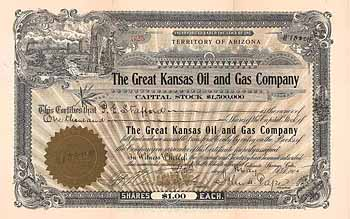 Great Kansas Oil & Gas Co.