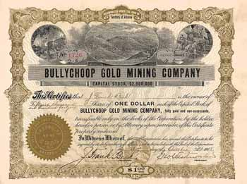 Bullychoop Gold Mining Co.