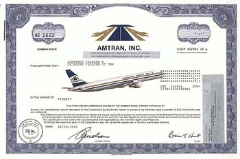 AMTRAN Inc.