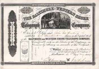 Baltimore and Western Shore Telegraph Co.