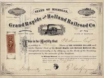 Grand Rapids & Holland Railroad