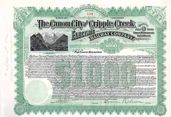 Canon City & Cripple Creek Electric Railway