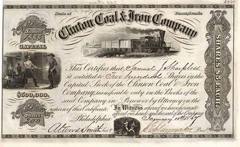 Clinton Coal & Iron Co.
