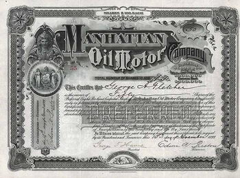 Manhattan Oil Motor Co.
