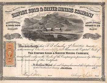 Empire Gold & Silver Mining Co.
