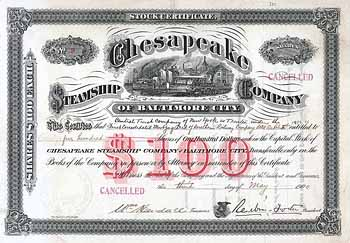 Chesapeake Steamship Co.