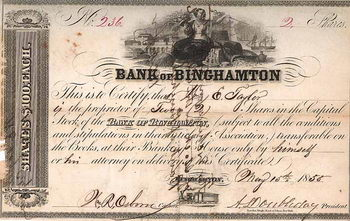 Bank of Binghamton