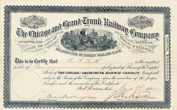 Chicago & Grand Trunk Railway
