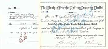Winnipeg Transfer Railway