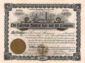 Egyptian Natural Gas & Oil Co.