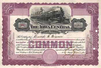 Iowa Central Railway
