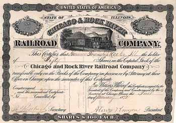 Chicago & Rock River Railroad