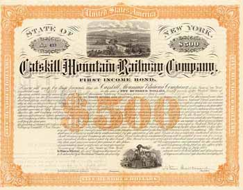 Catskill Mountain Railway