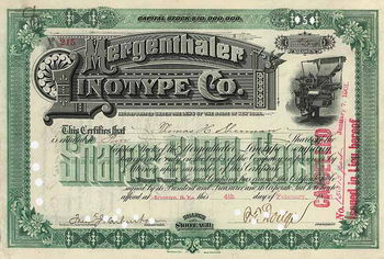 Mergenthaler Linotype Co.