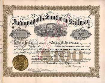 Indianapolis Southern Railway