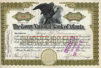 Lowry National Bank of Atlanta