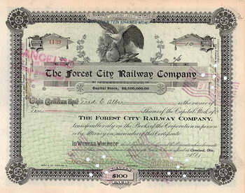 Forest City Railway
