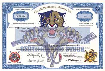 Florida Panthers Holdings