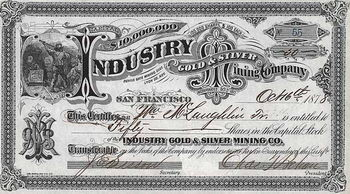 Industry Gold & Silver Mining Co.