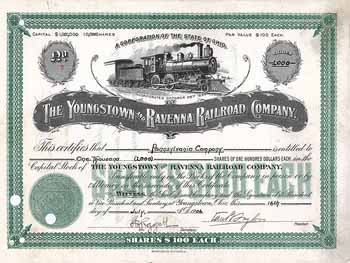 Youngstown & Ravenna Railroad