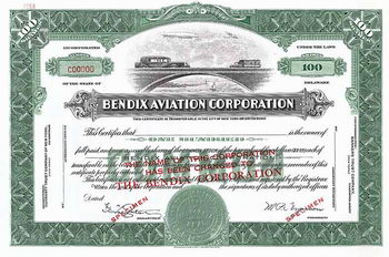 Bendix Aviation Corp.