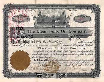 Clear Fork Oil Co.