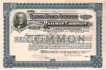 Colorado Springs & Interurban Railway