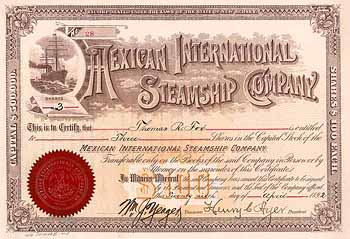 Mexican International Steamship Co.
