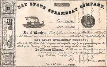 Bay State Steamboat Co.
