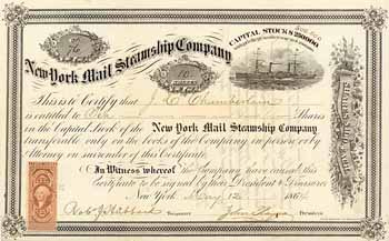 New York Mail Steamship Co.