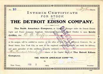 Detroit Edison Co.