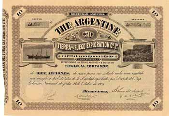 Argentine Tierra del Fuego Exploration Co.