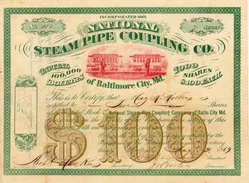 National Steam Pipe Coupling Co.