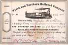 Nyack & Northern Railroad