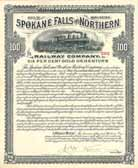 Spokane Falls & Northern Railway
