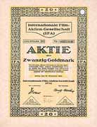 Internationale Film-AG (IFA)