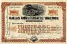 Dallas Consolidated Traction Railway