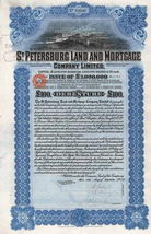 St. Petersburg Land and Mortgage Company, Ltd