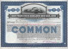 San Francisco, Oakland & San Jose Consolidated Railway