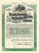 Milford, Matamoras & New York Railroad