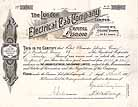 London Electrical Cab Co.