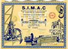 S.I.M.A.C Soc. Indochinoise de Mecanique et d'Ateliers de Construction
