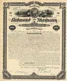 Richmond & Alleghany Railroad