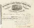 East India & London Shipping Co.